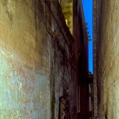 Via Isonzo,  dove si presume sia nato Vanini